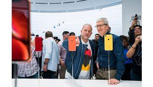 Jony Ive, le mythique designer de l'iPhone et de l'iMac, quitte Apple