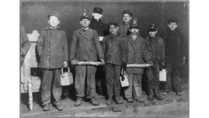 Ces photos ont contribué à l'arrêt du travail des enfants aux USA