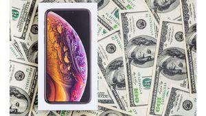 Apple a versé 683 millions de dollars à Samsung, la faute à l'iPhone X