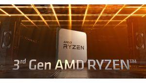 AMD lance ses processeurs Ryzen de troisième génération