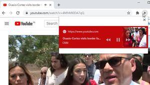 Google Chrome: un bouton lecture-pause global pour tous les médias