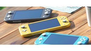 La Nintendo Switch Lite coûtera 199,99 €, les précommandes sont ouvertes