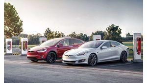 Tesla Model S et X : des changements mineurs, mais pas de restylage