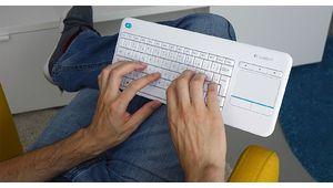 Amazon Prime Day – Logitech K400 Plus, un clavier multimédia sans fil à 20 €