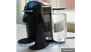Amazon Prime Day – La cafetière à capsules Krups Nespresso Vertuo à 79 €