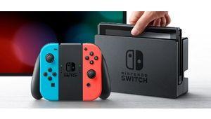 La Nintendo Switch originale va avoir un nouveau processeur