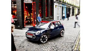 Mini préparerait une électrique encore plus petite que la Cooper SE