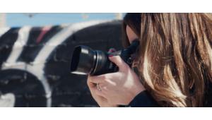 Bon plan – L'hybride Panasonic Lumix GX9 argent à 510 € en version nue