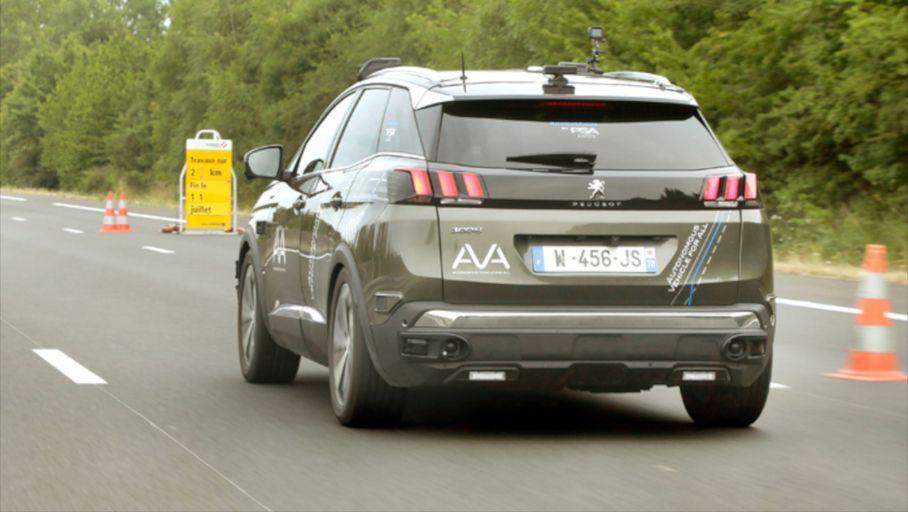 Une Sur Teste Peugeot 3008 Numériques Autonome Les Psa Autoroute dxCorBeW