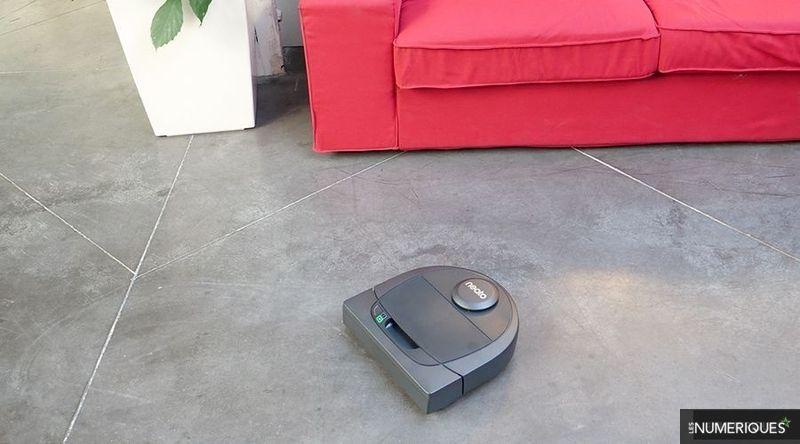 Bon plan – L'aspirateur robot Neato D450 Édition Animaux