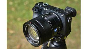 Amazon Prime Day – L'appareil photo hybride APS-C Sony A6500 à 1029 €