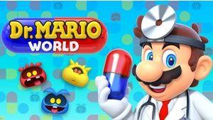 Dr. Mario World : lancement difficile pour le nouveau jeu mobile de Nintendo