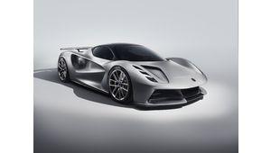 Lotus présente l'Evija, une hypercar électrique de 2000 ch