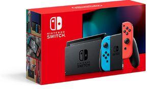 Une nouvelle révision de la console Switch avec plus d'autonomie sortira début septembre