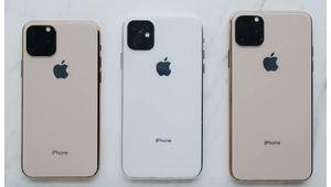 Le design des iPhone XI se précise, et il ne nous enchante pas trop
