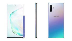 Samsung Galaxy Note 10+ : la charge rapide 45W en option