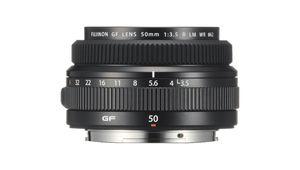 Le Fujinon GF 50 mm f/3,5 R LM WR devient l'objectif le plus compact de la gamme GFX