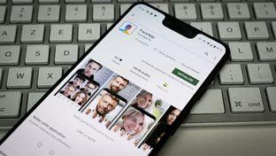 FaceApp : la dernière application à la mode qui aspire votre visage
