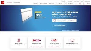 Box 4G : un coup de pouce financier pour les oubliés du très haut débit