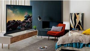 Labo – TV Qled Samsung QE75Q950R : on a joué en 8K... à 30 Hz