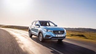 MG fait son retour en France avec le SUV électrique ZS EV