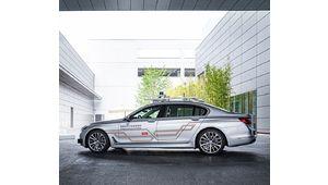 BMW s'allie à Tencent pour développer la voiture autonome en Chine