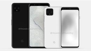 Smartphone Google Pixel 4 : adieu l'encoche, vive les larges bordures