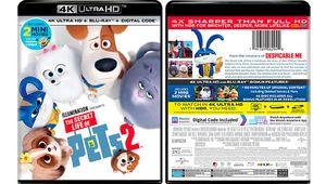 Warner Bros et Universal dévoilent leurs premiers Blu-ray Ultra HD compatibles HDR10+