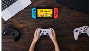 8bitdo SN30 Pro+ : une manette personnalisable pour PC, Switch, Android et Raspberry Pi
