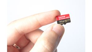 Le test de la microSD contrefaite en vidéo