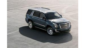 La Cadillac Escalade pourrait passer à l'électrique avec une autonomie de 640 km