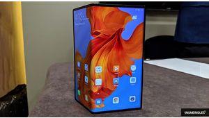 Huawei aurait diminué la capacité de la batterie du Mate X