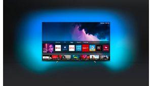 Philips prépare un téléviseur Oled OLED754 sans Android TV