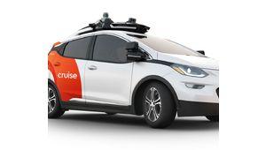GM Cruise : station de charge XXL et service de robots-taxis retardé