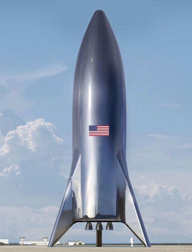 SpaceX Starhopper : un petit bond de 20 mètres, une grande