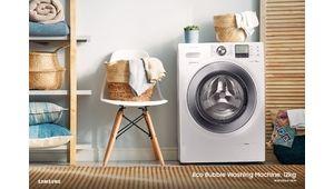 Un lave-linge grande capacité chez Samsung