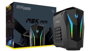 ZOTAC donne un coup de jeu à son PC MEK Mini