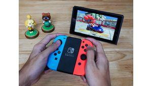 Nintendo a vendu quasi 37 millions d'exemplaires de la Switch
