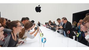 Apple revendique un bon trimestre malgré des ventes d'iPhone en baisse