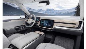 Les voitures autonomes Rivian pourront surveiller l'attention de leur conducteur