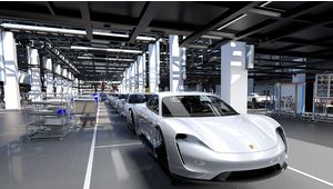 Porsche Taycan : déjà plus de 30 000 réservations pour la berline électrique