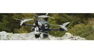 DJI met de la HD dans les courses de drones en FPV
