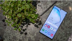 Samsung lève le voile sur le Galaxy Note 10 et le Galaxy Note 10+