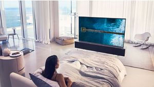 TV Oled enroulable : le LG 65R9 ne sera pas disponible avant 2020 en France