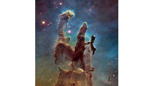 Savez-vous que les photos originelles du télescope Hubble sont en noir et blanc ?