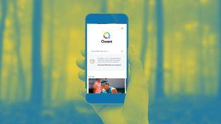 """Qwant dénonce """"un abus inacceptable"""" de la position dominante de Google"""