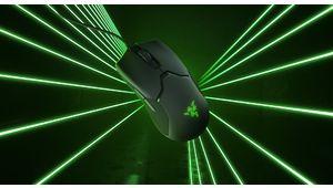 Razer Viper, une souris gaming poids plume à switches optiques ultrarapides