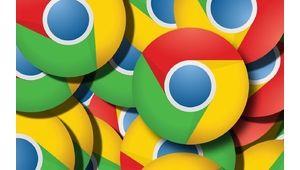 90 % des extensions pour Google Chrome ont moins de 1 000 utilisateurs