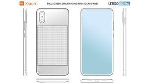 Xiaomi dépose un brevet pour un smartphone à énergie solaire
