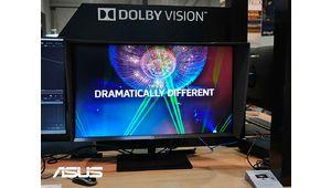 Deux moniteurs certifiés Dolby Vision chez Asus